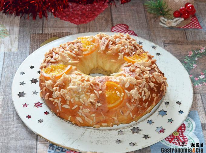 La receta del Roscón de Reyes más fácil