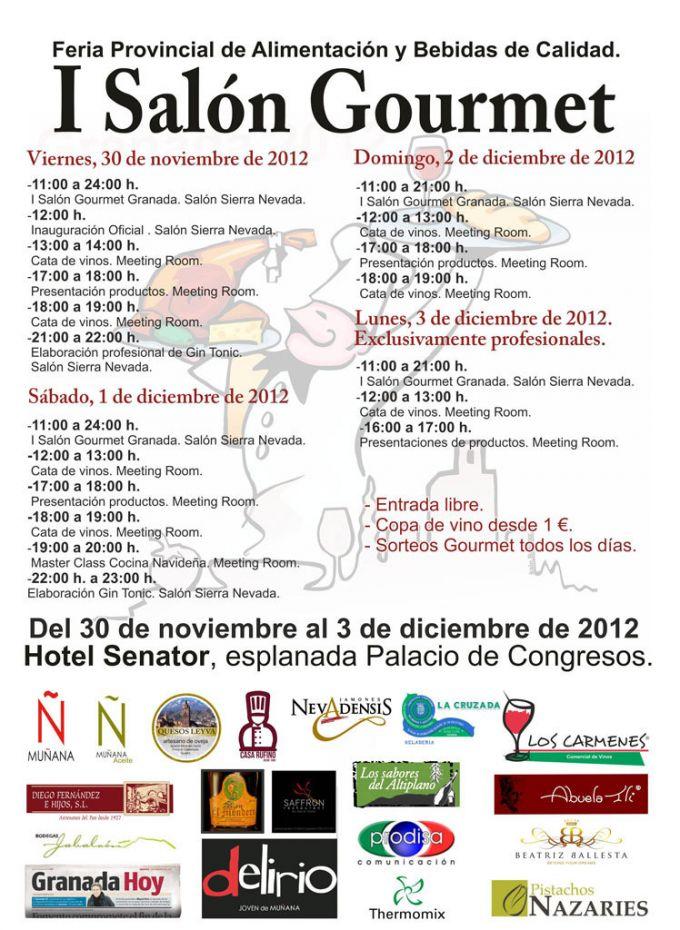 Salón Gourmet de Granada 2012