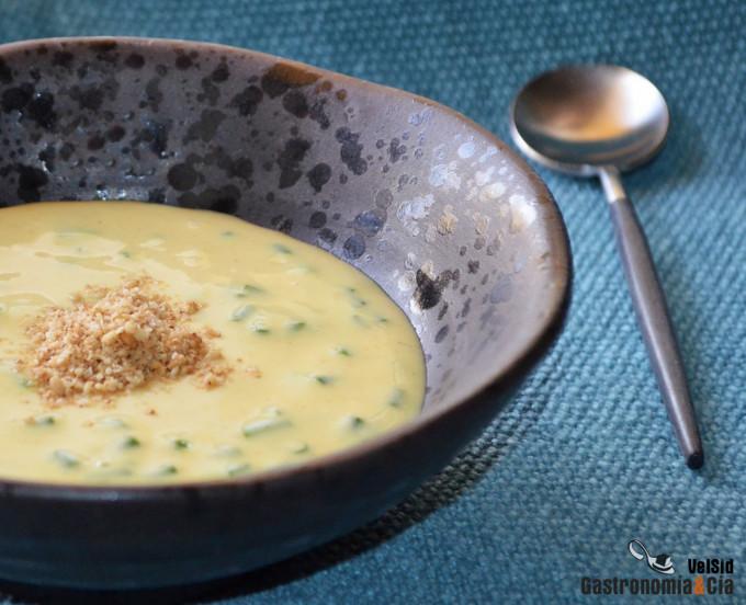 Salsa de mostaza y sirope de arce