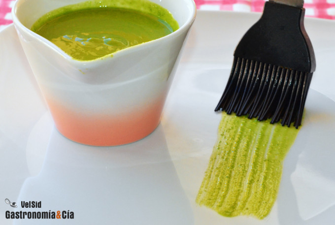 Salsa de perejil, salsa verde para todo tipo de platos