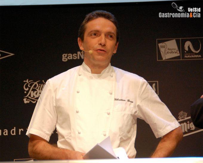 Sébastien Bras en Madrid Fusión