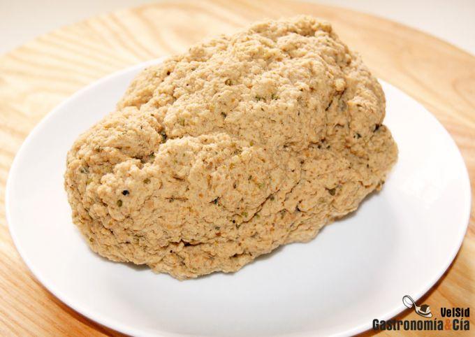 Cómo hacer seitán con gluten de trigo