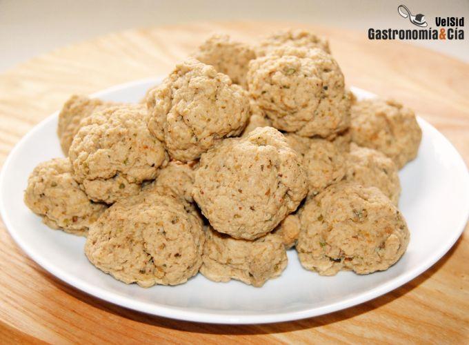 Como Cocinar Seitan | Como Hacer Seitan Con Gluten De Trigo Gastronomia Cia