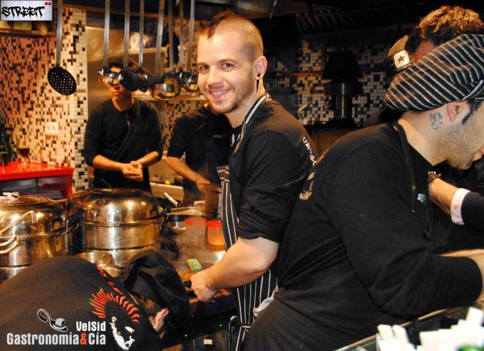 Streetxo David Muñoz Gastronomía Cía