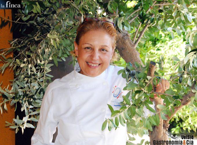 Susi Díaz, Chef La Finca