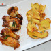 Alitas de pollo con romero y limón