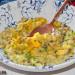 Berenjenas a la llama con especias y yema de huevo esca