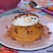 Bowl cake de avena y boniato