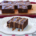 Brownie de chocolate y nueces saludable