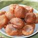Receta de buñuelos de espelta