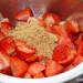 Cómo hacer coulis de fresa