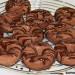 Donuts de centeno integral y cacao