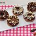 Donuts de espelta, almendra y plátano