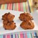 Galletas de avena, frutos secos y especias