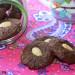 Galletas de avena, almendra y algarroba
