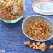 Granola de avena, espelta y avellanas