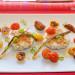 Hamburguesas de pavo con hierbas provenzales y tomatito
