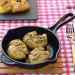 Receta de patatas crujientes con clavo, romero y avella