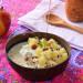 Porridge con piña y jengibre