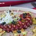 Pulpo con alcachofas a la parrilla y salsa especiada