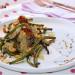 Quinoa y judías verdes salteadas con tamari
