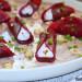 Ravioli de remolacha con yogur y avellanas, un rico ape