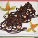 Roti jala de chocolate y avellana