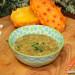Salsa de kiwano, aguacate y mostaza