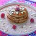 Tortitas de chocolate blanco y semillas