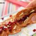 Tortitas de espelta, plátano y dátiles