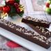 Turrón de chocolate rico en proteínas y sin azúcar