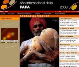 Año de las patatas