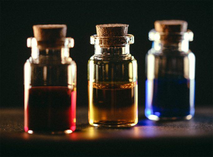 Colorantes a partir de microalgas