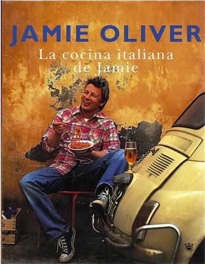 La cocina italiana de jamie oliver for Cocina 5 ingredientes jamie oliver