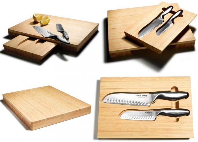 Modelos de tablas de cocina para cortar