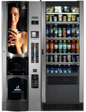 Gu a de m quinas expendedoras de bebidas y comidas - Maquinas expendedoras de alimentos y bebidas ...