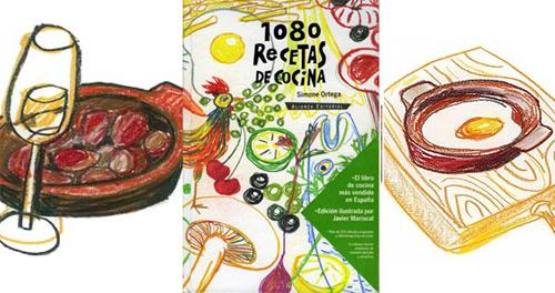 app 1080 recetas de cocina de simone ortega