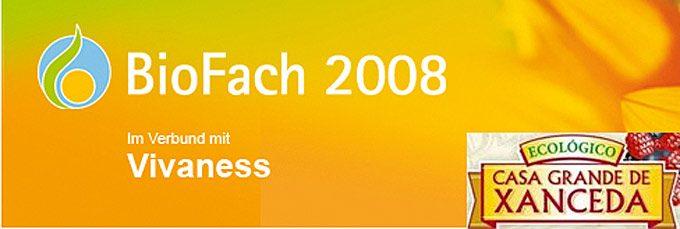 BioFach 2008