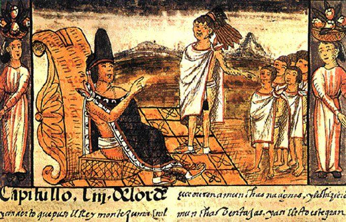 La Mesa De Moctezuma Gastronomía Cía