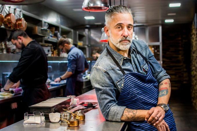 Sergi arola se desvincula de la broche y monta un bistrot - Restaurante sergi arola en madrid ...