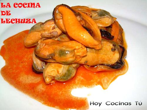 Hoy Cocinas Tu Mejillones En Escabeche Gastronomia Cia