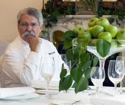 Cocinero Salvador Gallego