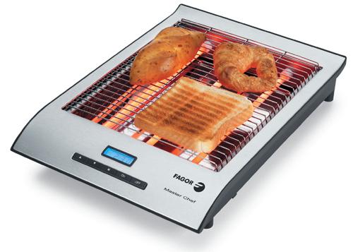 Noun tostadora transparente que cocina todo tipo de alimentos - Tostadora diseno ...