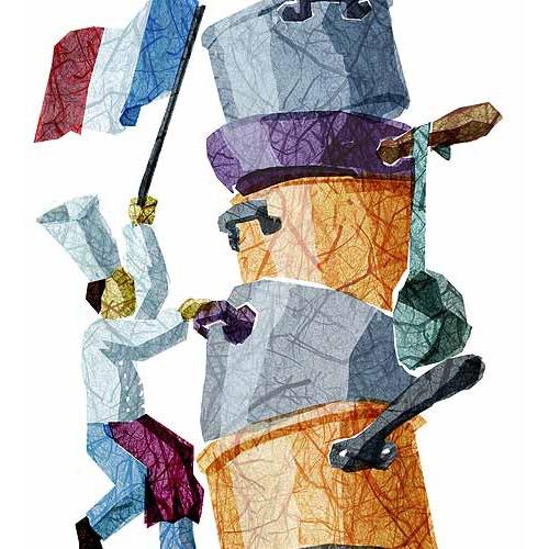 Gastronom a francesa historia for Cocina francesa