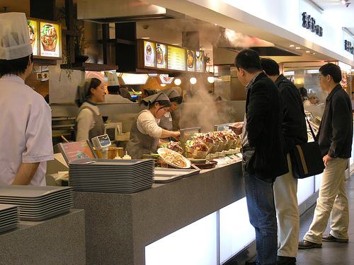 Las franquicias de comida rápida a la conquista del mercado chino ...