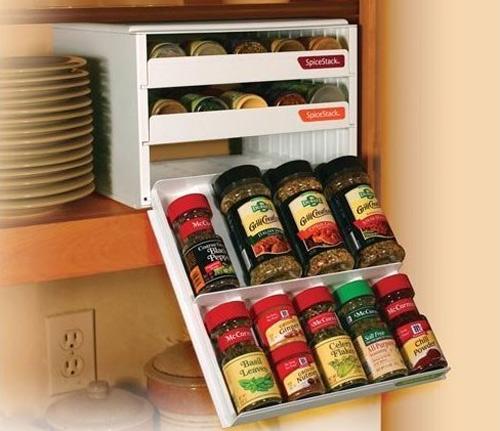 Especiero pr ctico y funcional spice stack gastronom a - Como hacer un especiero ...