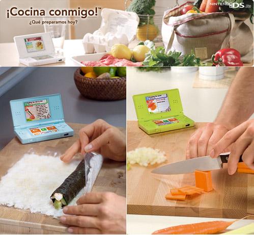 High Quality Cocina Conmigo Nintendo DS