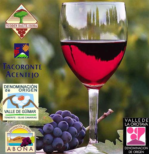 Denominación Vinos Tenerife