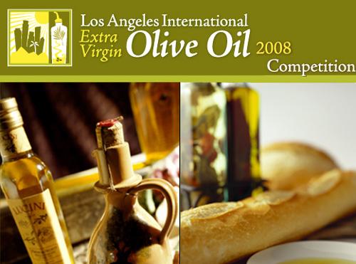 Olive Oil 2008