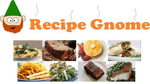 Recipe Gnome